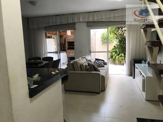 Casa Com 3 Dormitórios À Venda Por R$ 750.000 - Demarchi - São Bernardo Do Campo/sp - Ca0115