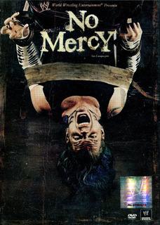 Dvd Wwe No Mercy ( 2008 ) - Matt Hardy / Triple H / Rey Mist