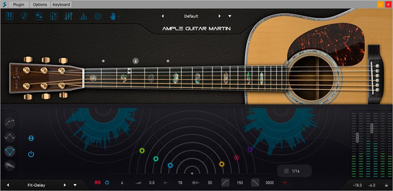 Ample Guitar M 3 Lançamento Julho 2019 ( Win / Mac )