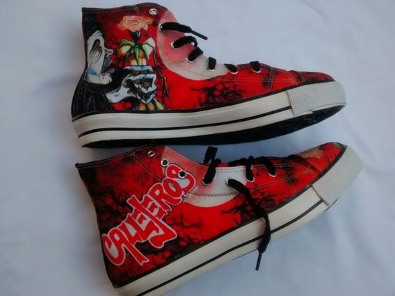 Zapatillas De Rock Callejeros Cjs