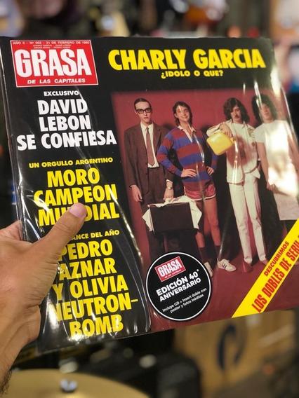Seru Giran Grasa De Las Capitales Vinilo+cd Nuevo 2020