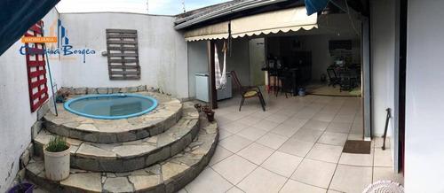 Casa Com 2 Dormitórios À Venda, 116 M² Por R$ 330.000,00 - Residencial Valência - Anápolis/go - Ca1879