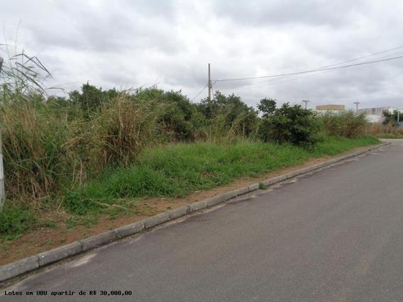 Lote Para Venda Em Anchieta, Ubu- Anchieta - A100