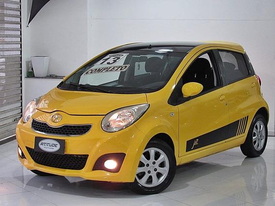 Jac J2 1.4 16v Gasolina 4p Manual 2013 Amarelo Completo