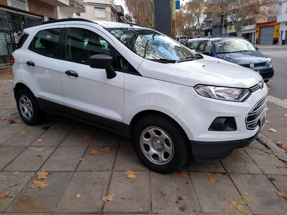 Ford Ecosport Se 1.6 Mt 2014 Blanco Unica Mano