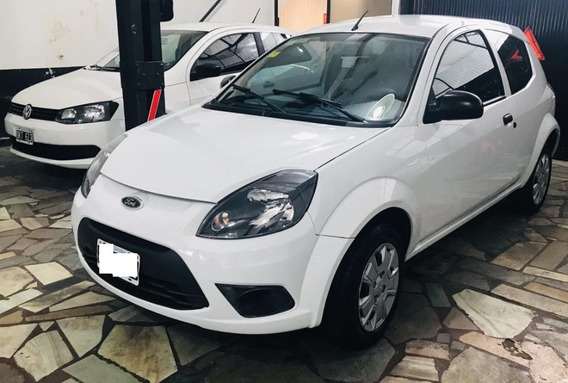 Ford Ka Fly Plus 1.0l 2014 Unico Dueño