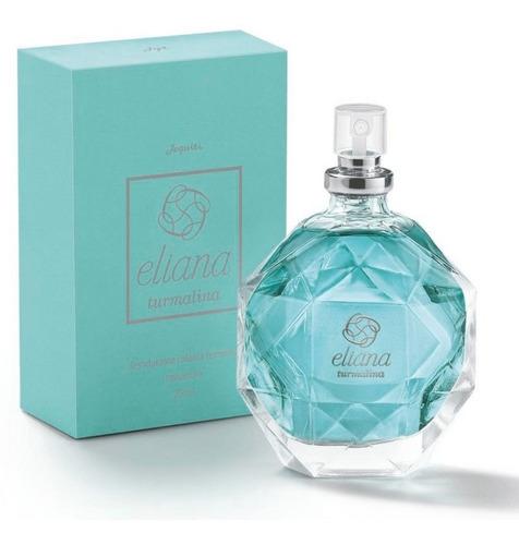 Perfume Eliana Turmalina 25ml Jequiti Colônia Miniatura