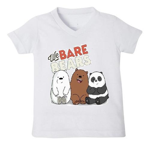Camisetas Para Dama Osos Escandalosos Camiseta Para Mujer