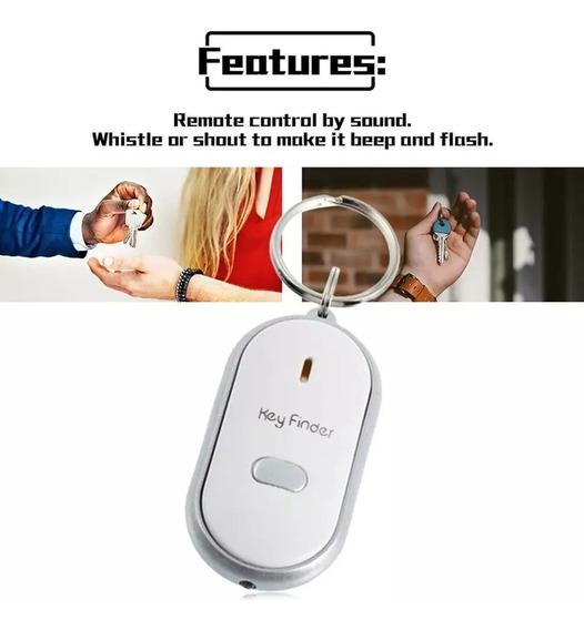 Sensor Led Luz Controle De Som Remoto Perdido Localizador