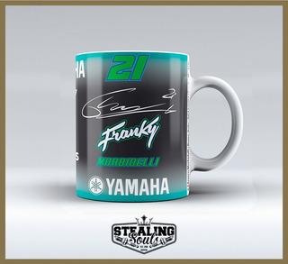 Taza Fierrera Motogp - Franco Morbidelli | Yamaha / Franky
