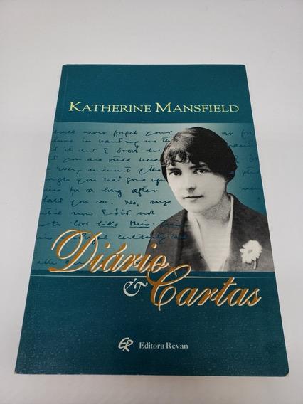 Livro - Katherine Mansfield - Diário & Cartas