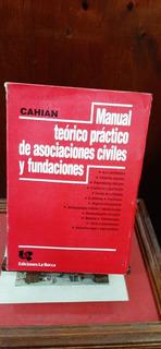 Libro: Manual De Asociaciones Civiles Y Fundaciones.