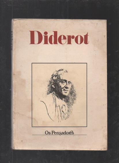 Livro Os Pensadores: Diderot