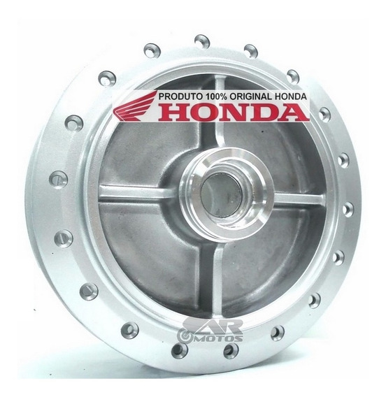 Cubo Roda Traseiro Titan Fan 150 Start 160 Original Honda