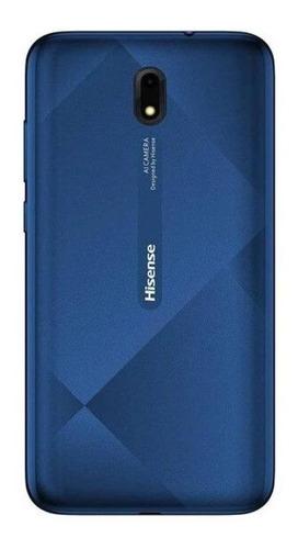 Imagen 1 de 2 de Hisense E20 Dual SIM 16 GB azul 2 GB RAM