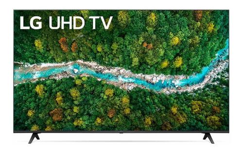 Imagen 1 de 4 de Televisor LG Smart Tv 55 Pulgadas Led Uhd 4k