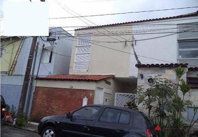 Sobrado Com 2 Dormitórios À Venda, 110 M² Por R$ 385.000 - Casa Branca - Santo André/sp - So0540
