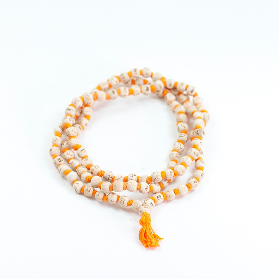 Japamala De Neem - 108 Contas - Importada Índia