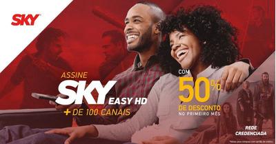 Sky Pré-pago E Pos-pago