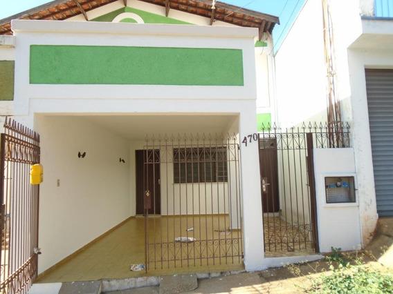 Casa Com 3 Dormitórios Para Alugar, 108 M² Por R$ 1.000/mês - Vila Monteiro - Piracicaba/sp - Ca3083