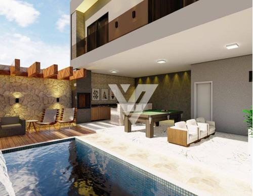 Sobrado Com 3 Dormitórios À Venda, 197 M² Por R$ 989.000,00 - Condomínio Ibiti Reserva - Sorocaba/sp - So1393