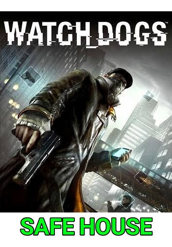 Watch Dogs Pc + Jogo Extra Secreto