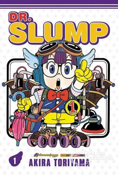 Dr. Slump- Do Volume 01 Ao 06 Akira Toriyama