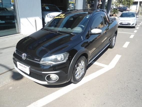 Volkswagen Saveiro 1.6 G6 Cross Cabine Estendida Flex