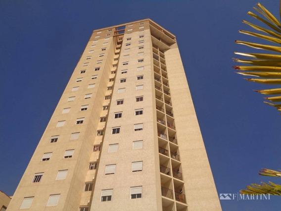 Apartamento Com 2 Dormitórios À Venda, 62 M² Por R$ 260.000,00 - Paulicéia - Piracicaba/sp - Ap0170