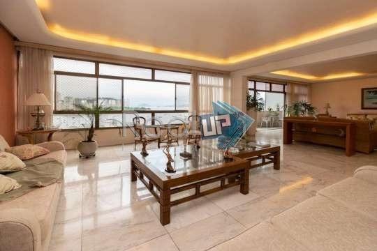 Excelente Apartamento Totalmente Mobiliado Com 421 M². - 18835