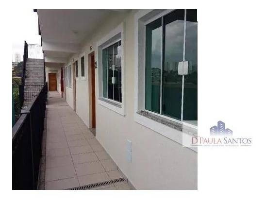 Apartamento Com 1 Dormitório À Venda, 35 M² Por R$ 205.000 - Vila Esperança - São Paulo/sp - Ap0216