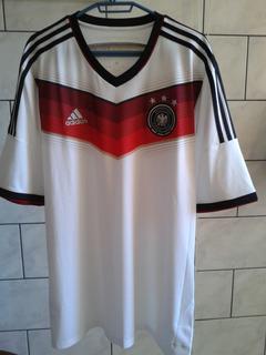 Camisa Da Alemanha E Rússia - 2014