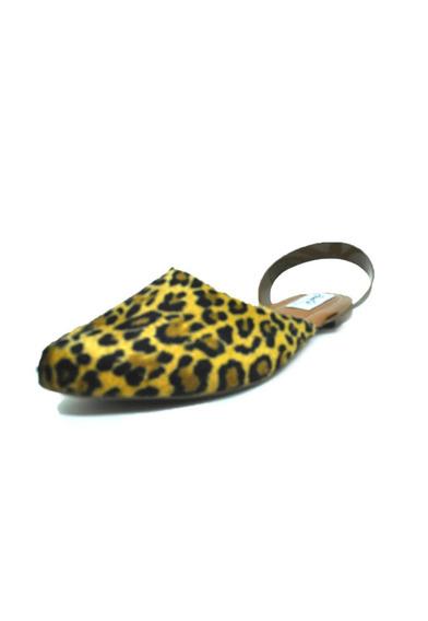 Sapatos Femininos Sapatilha Avarca Onça Dani K