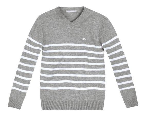 Blusão Infantil Menino Em Trico Hering Kids - 944kvg8
