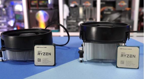 Computador Completo Ryzen 3600x 32gb Ram Gtx1660 Nvm2