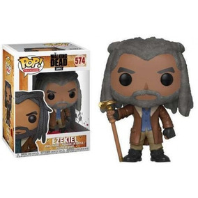 Boneco Funko Pop! The Walking Dead - Ezekiel - 574
