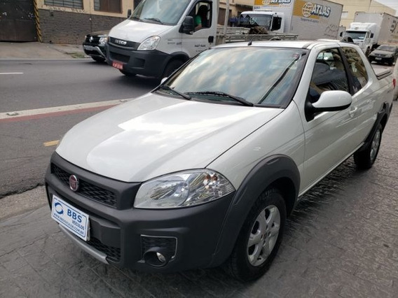 Fiat Strada Freedom Cd 1.4 Evo Flex 3p, Qll5076