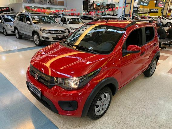 Fiat Mobi Way 2018 Completo Único Dono