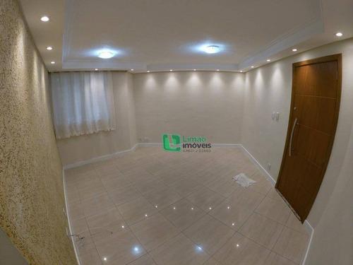 Imagem 1 de 20 de Apartamento Com 2 Dormitórios À Venda, 58 M² Por R$ 280.000,00 - Limão (zona Norte) - São Paulo/sp - Ap1315