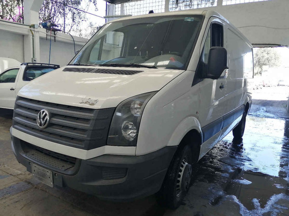 Volkswagen Crafter 2016 2p Chasis L4/2.0/tdi Man 3.88/to