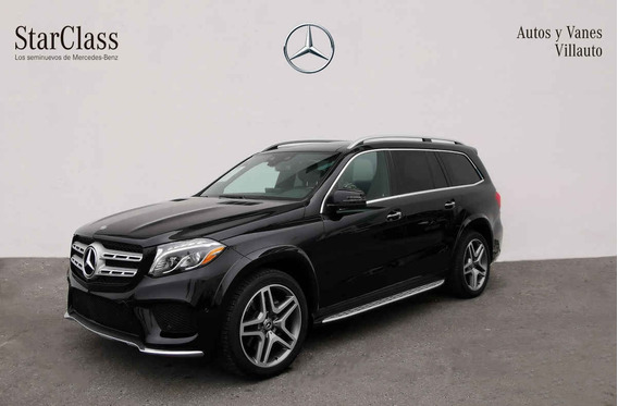 Mercedes-benz Clase Gls 2019 5p Gls 500 V8/4.7/t Aut