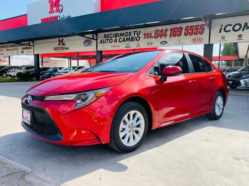 Imagen 1 de 12 de Toyota Corolla Modelo 2020