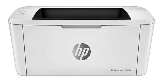 Impresora Hp Laserjet Pro M15w Wifi Laser Tienda Física