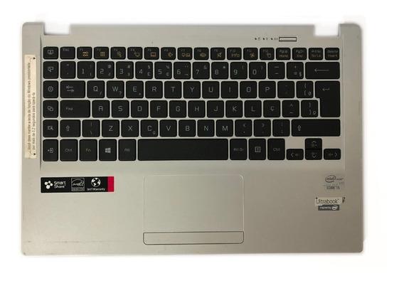 Teclado Notebook Com Gabinete LG U460 Original Abnt2