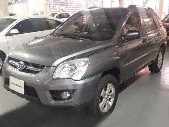 Kia New Sportage Lx Fq Gasolina-gas 4x2 Mec