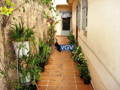 Casa Residencial À Venda, Vila Babilônia, São Paulo. - Ca0004