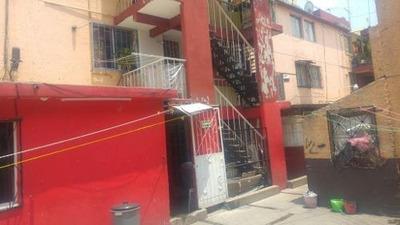 Departamento En Venta En Nicolás Bravo, Venustiano Carranza, México, D.f.