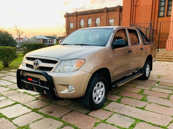 Toyota Hilux 2.5 Turbo D (( Gl Motors )) Financiamos 50% $