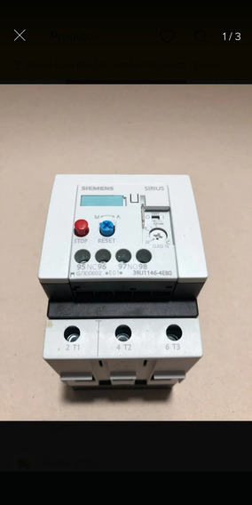 Kit 2 Rele Termico Siemens 3ru1146-4eb0 (22 A 32 Amperes)