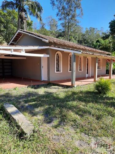 Chácara Para Venda Em Ribeirão Pires, Rancho Alegre, 2 Dormitórios, 1 Banheiro, 10 Vagas - 968_1-1865429